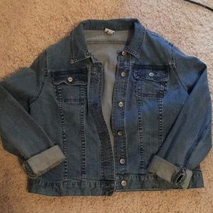 Merona XL Jean jacket